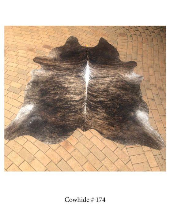 Natural Cowhide Rug- No.174