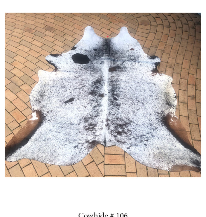 Natural Cowhide Rug- No.106