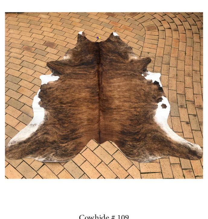 Natural Cowhide Rug- No.109