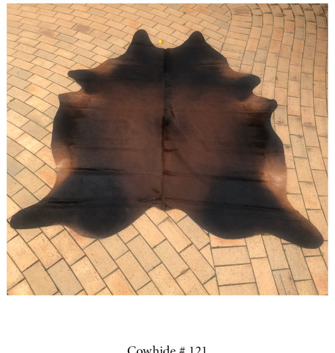 Natural Cowhide Rug- No.121