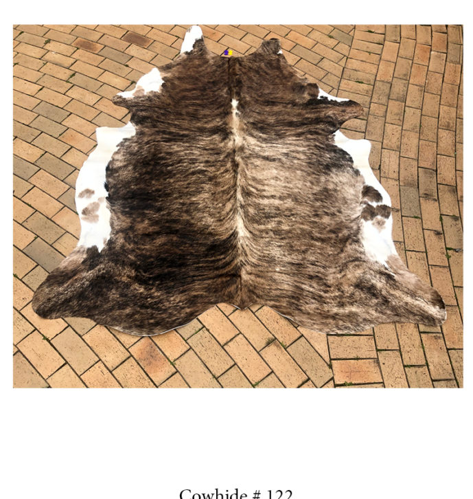 Natural Cowhide Rug- No.122