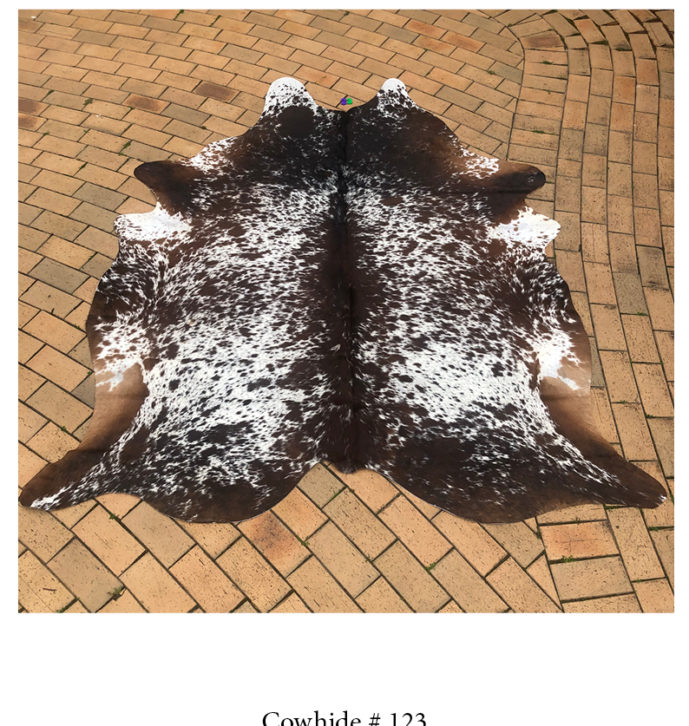 Natural Cowhide Rug- No.123