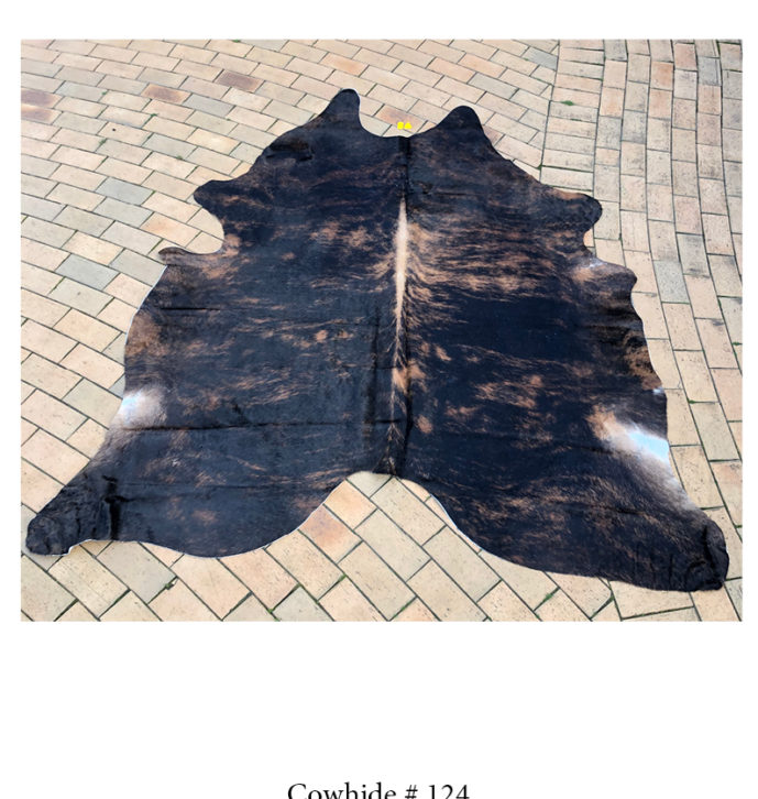 Natural Cowhide Rug- No.124