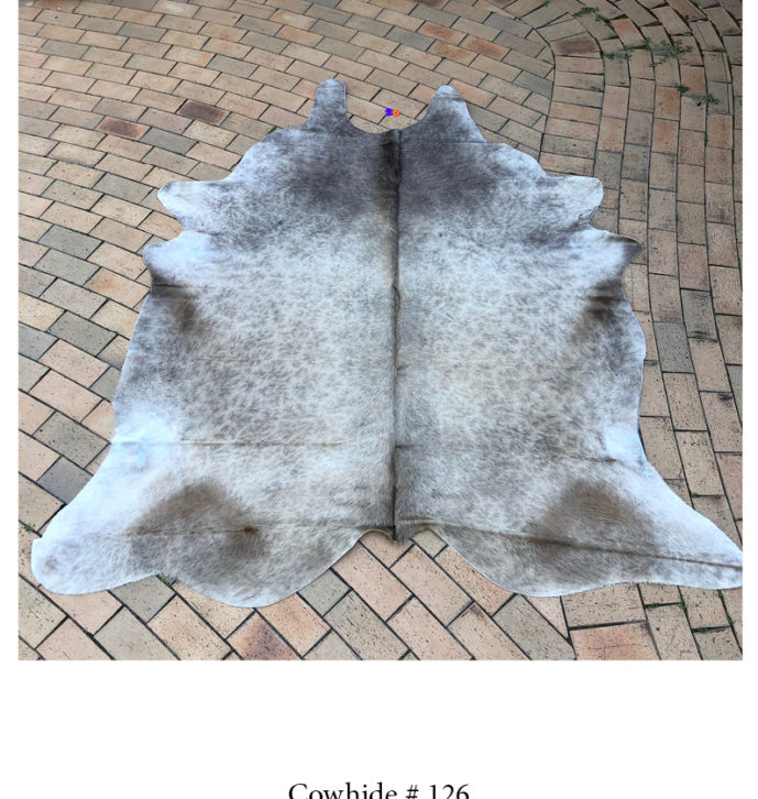 Natural Cowhide Rug- No.126