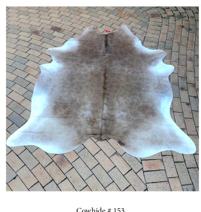 Natural Cowhide Rug- No.153