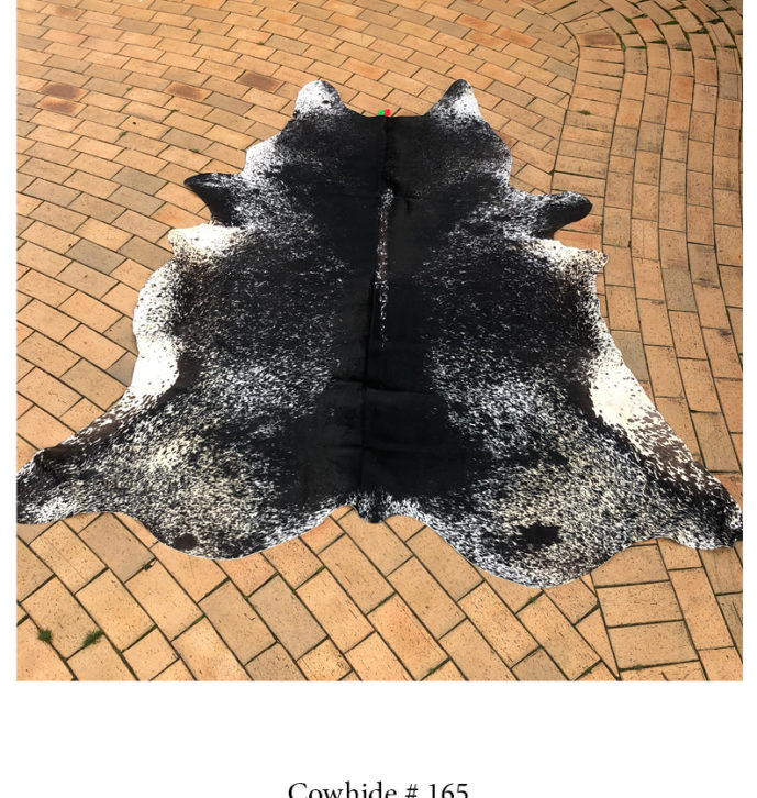 Natural Cowhide Rug- No.165