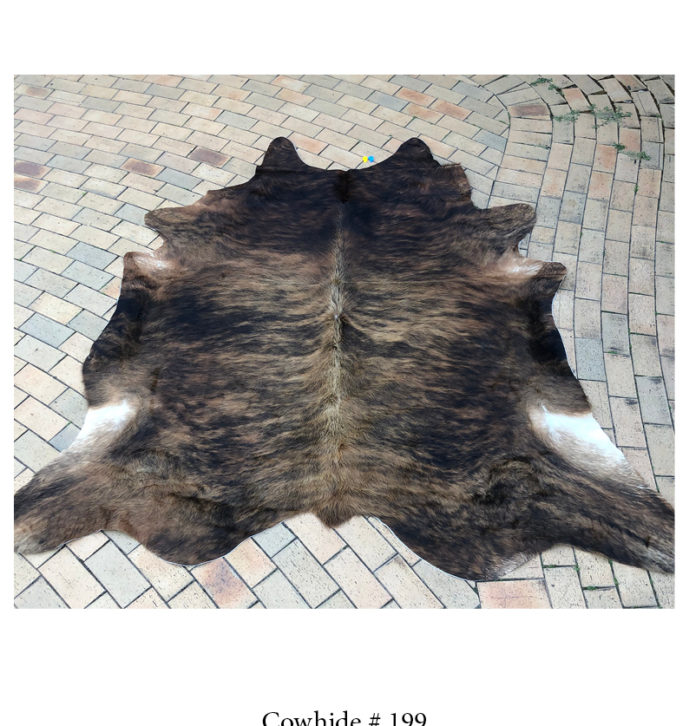 Natural Cowhide Rug- No.199