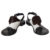 Hairon Toe Flat Sandals Cowhide Footwear (Shoe53 – Min 6pcs – Assorted Sizes)