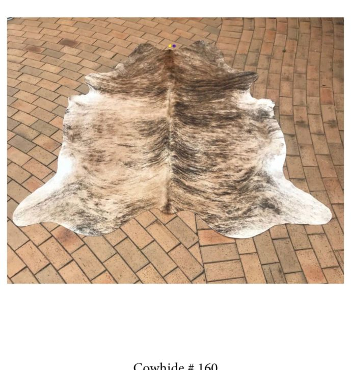 Natural Cowhide Rug- No.160