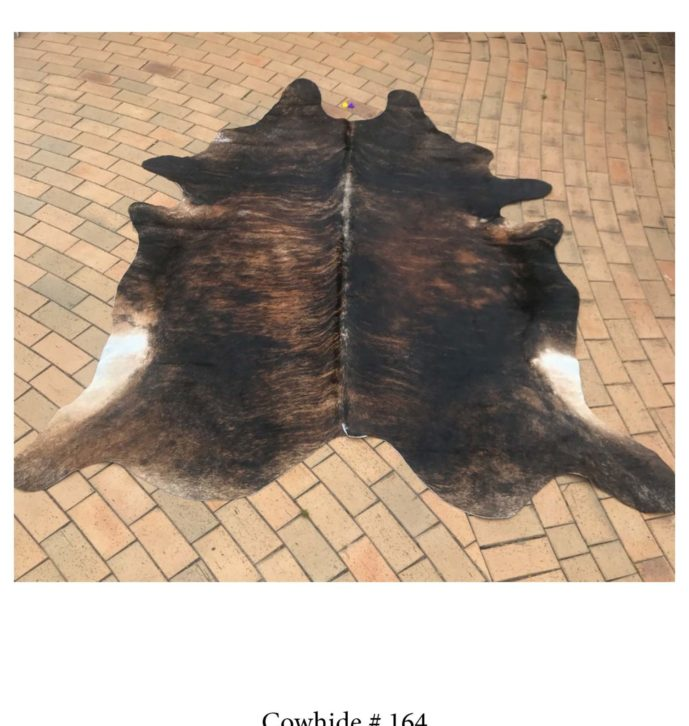 Natural Cowhide Rug- No.164
