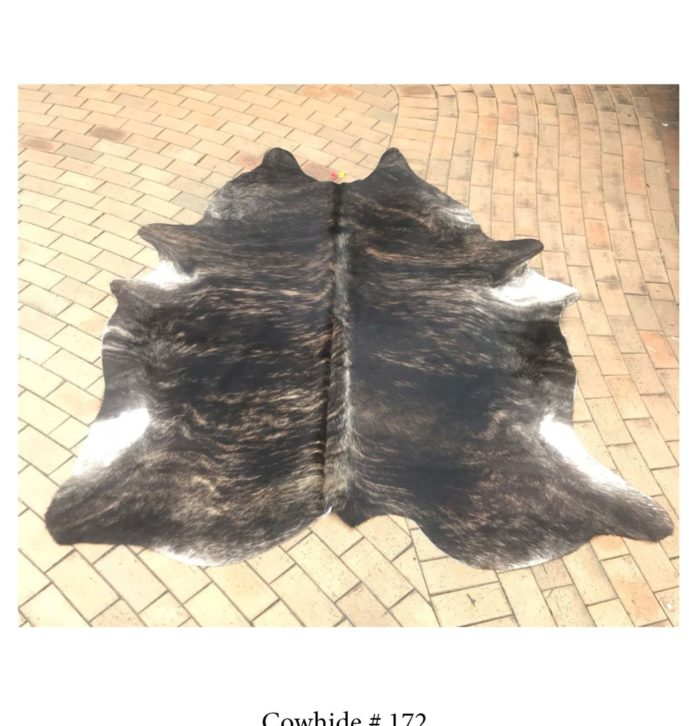 Natural Cowhide Rug- No.172