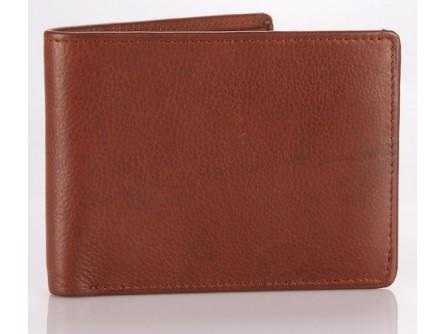 Mens Cow Leather Wallet – 69827 (Min 2pcs / per colour)