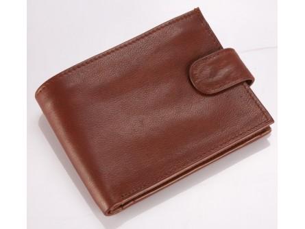Mens Cow Leather Wallet – 69829 (Min 2pcs / per colour)