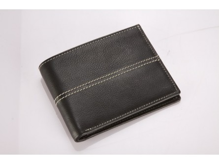 Mens Cow Leather Wallet – 69830 (Min 2pcs / per colour)