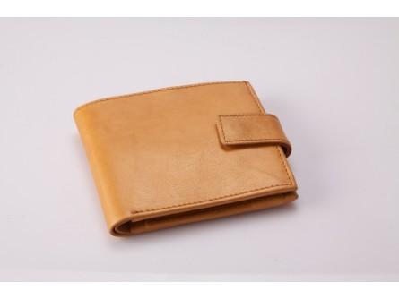Mens Cow Leather Wallet – 77941 (Min 2pcs / per colour)
