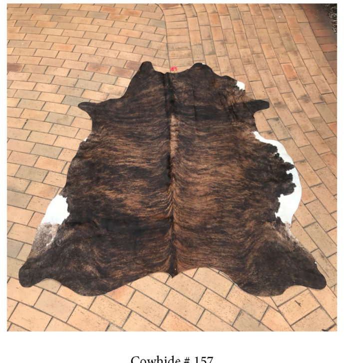 Natural Cowhide Rug- No.157
