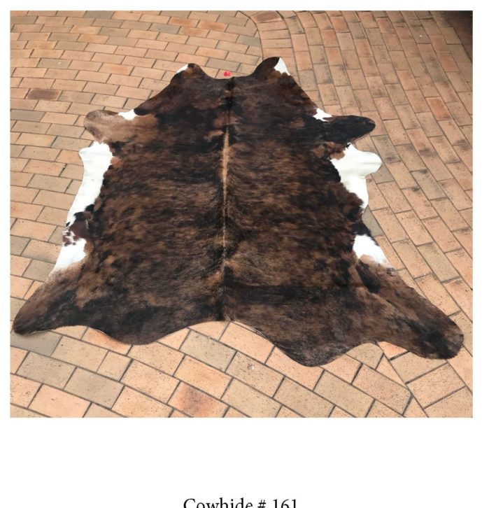 Natural Cowhide Rug- No.161