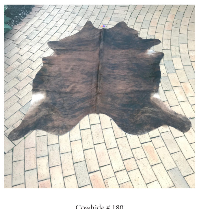 Natural Cowhide Rug- No.180