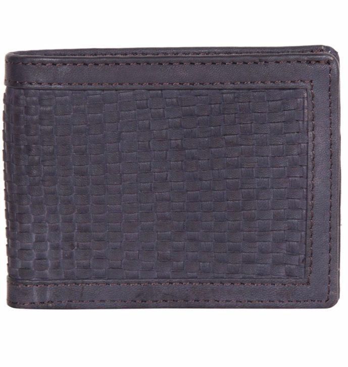 Slim Woven Gents Wallet – 69830W (Min 2pcs / per colour)