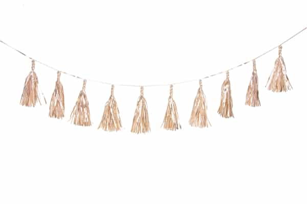 Gold Garland Home Decorative – FT1002 (Buy 1 Get 1 Free!!)