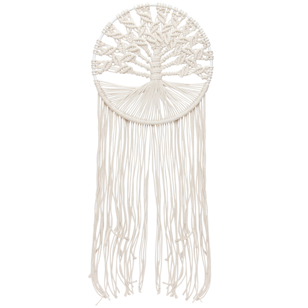 Macrame Tree Wall Hanging – Home Decorative – MH04