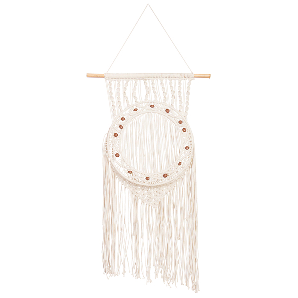 Macrame Beads Wall Hanging – Home Decorative – MH03