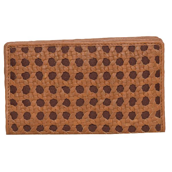Woven Slim Women's Wallet – Buffalo W (L69881W)