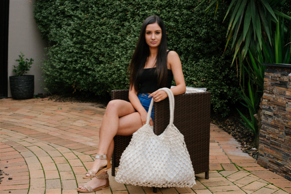 Macrame Shopper Bag – MI3002