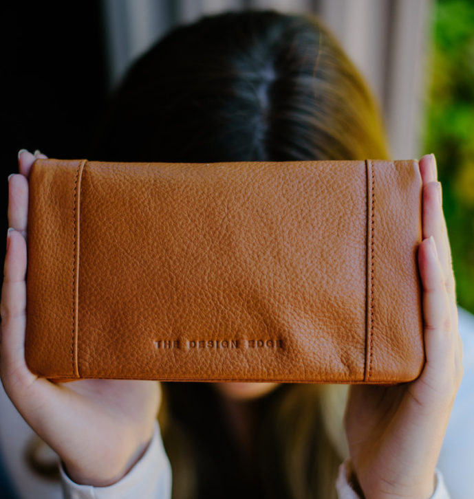 Grain Leather Fold Wallet – Madison (L71036)