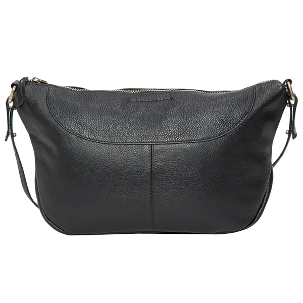 Grain Leather Large Bag – Naples (B71033)