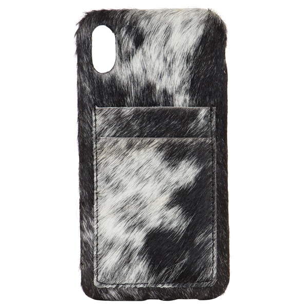 Cowhide Phone Cover with pockets – AlbanyP (69974P)