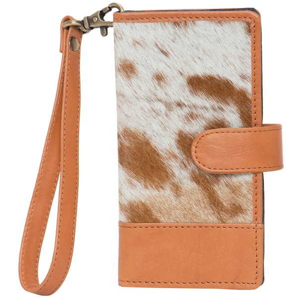 Cowhide Phone Case Wallet – Bunbury (70076)