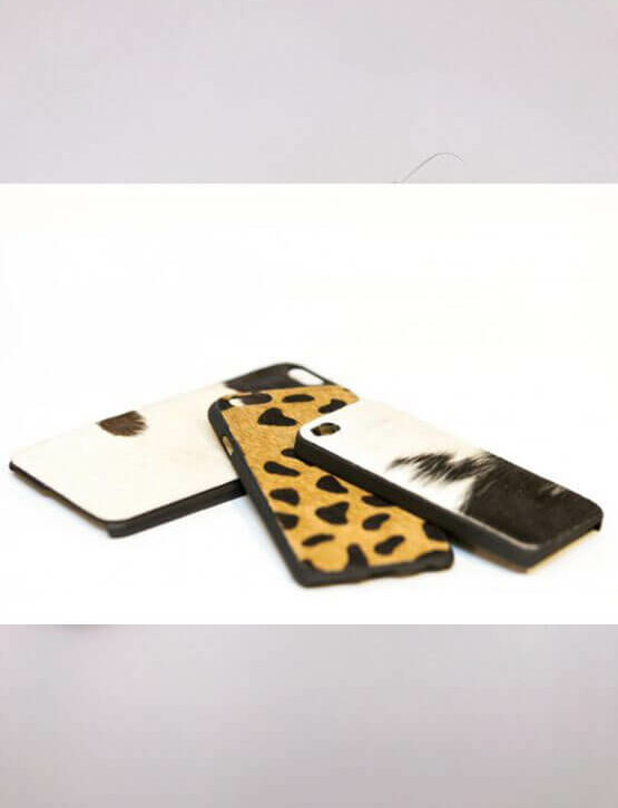 Cowhide Phone Cover – Albany (69974)