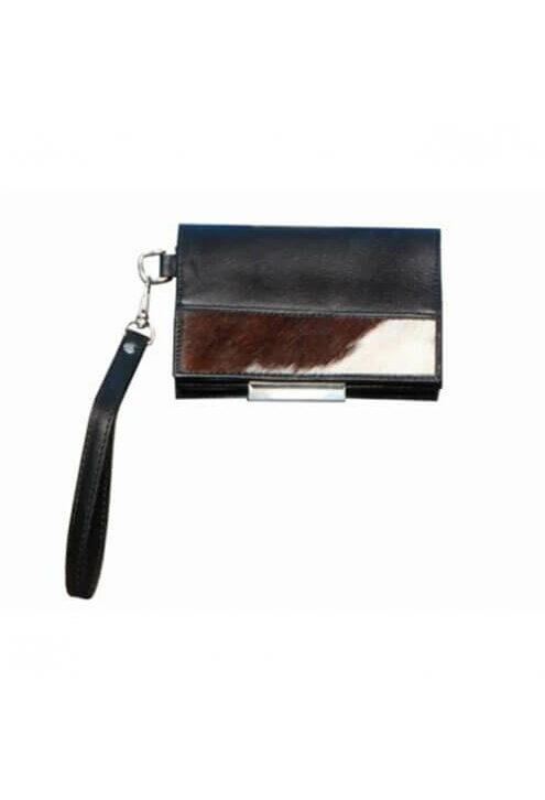 Small Cowhide Wallet – Atlanta (L70013)