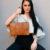 Woven Medium Sling Bag – EDMONTON (W70087)