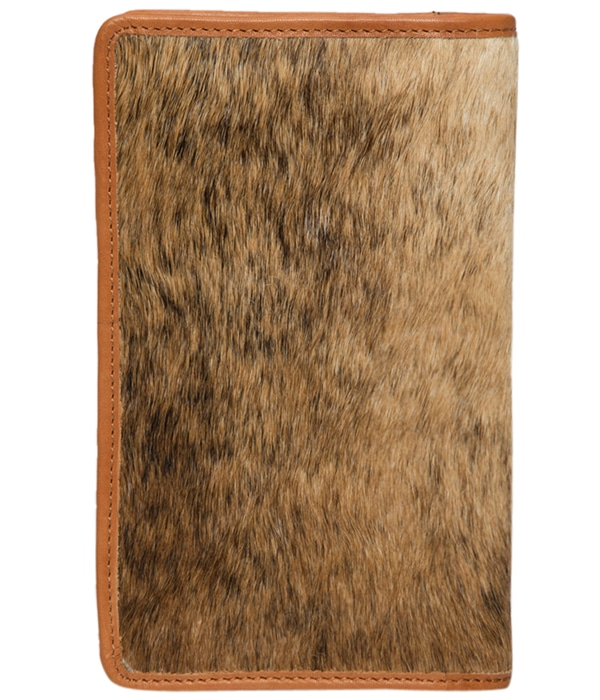 Brindle Cowhide Slim Womens Wallet – Buffalo (L69881)