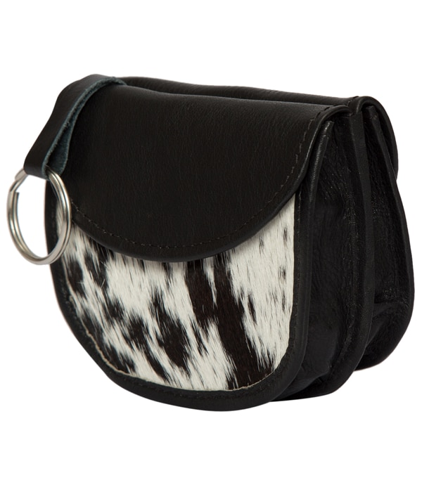 Card and Key Cowhide Purse – Chile (71044)