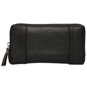 Jackson black grain leather wallet 330x348 Home Modern