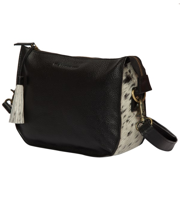 Side Hair Cowhide Bag – Malta (B71041)