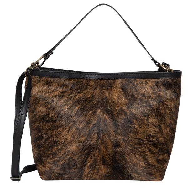 Brindle Cowhide Bag – Slovakia (B71023)