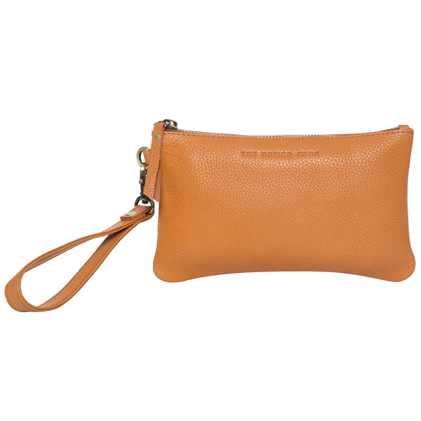 Grain Leather Small Cowhide Clutch – Toronto (69992)