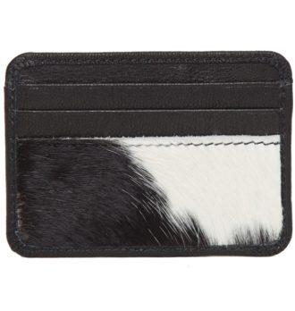 CA01 black white cowhide cardcase 330x348 Home Modern