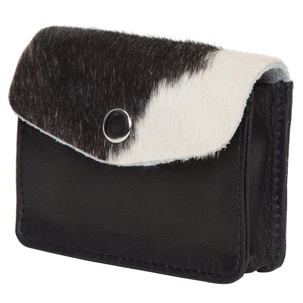 Cowhide Card & Change Purse – CA02