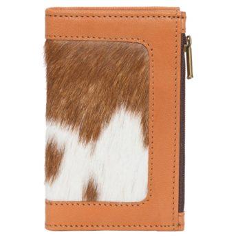 CA03 tan white cowhide wallet 330x348 Home Modern