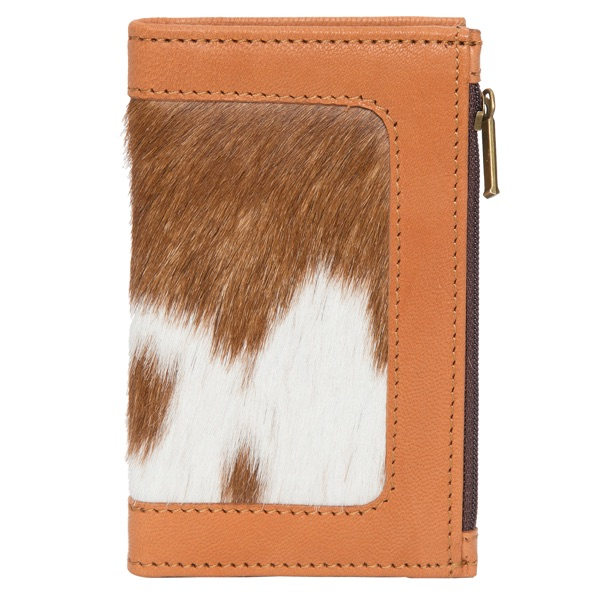 Small Cowhide Card Wallet – CA03