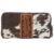 Tooling Leather Cowhide Zippered Wallet – AW21